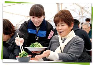 1/3-7学生お節会ひのきしんイメージ